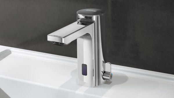 Sanitärarmaturen für Wasch- und Duschanlagen