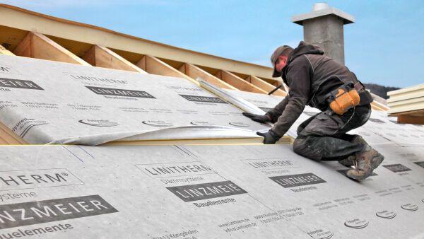 LINITHERM® Dämmsysteme für Dach, Decke, Wand und Boden